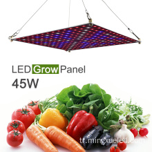 DIY 45W Panel LED Aydınlatma Grow